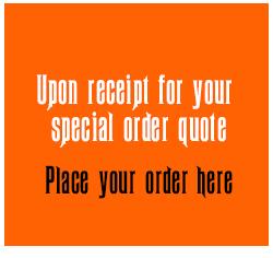 Jack O' Lantern special order